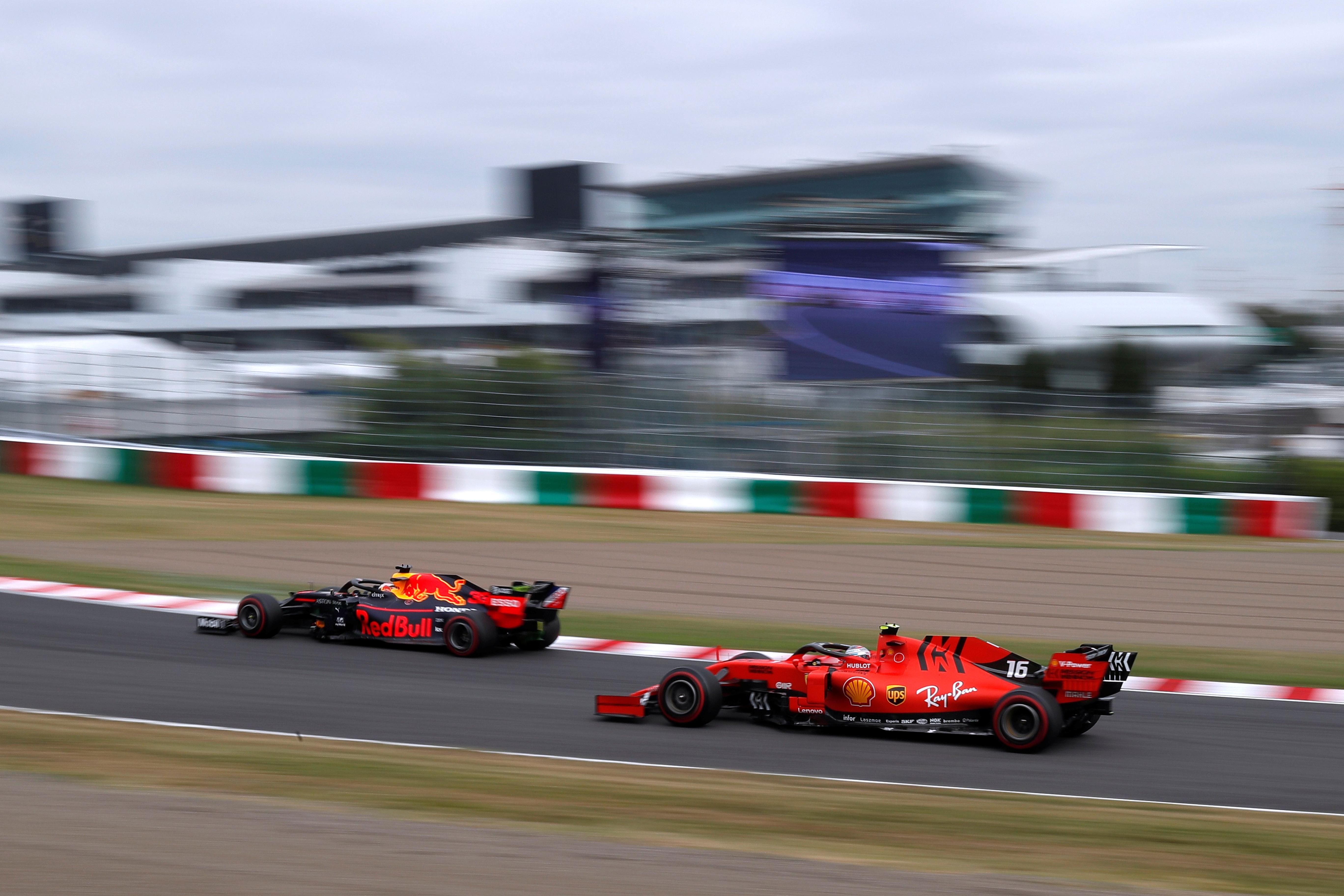 F1 cancels Suzuka Saturday, hunkers down for Hagibis