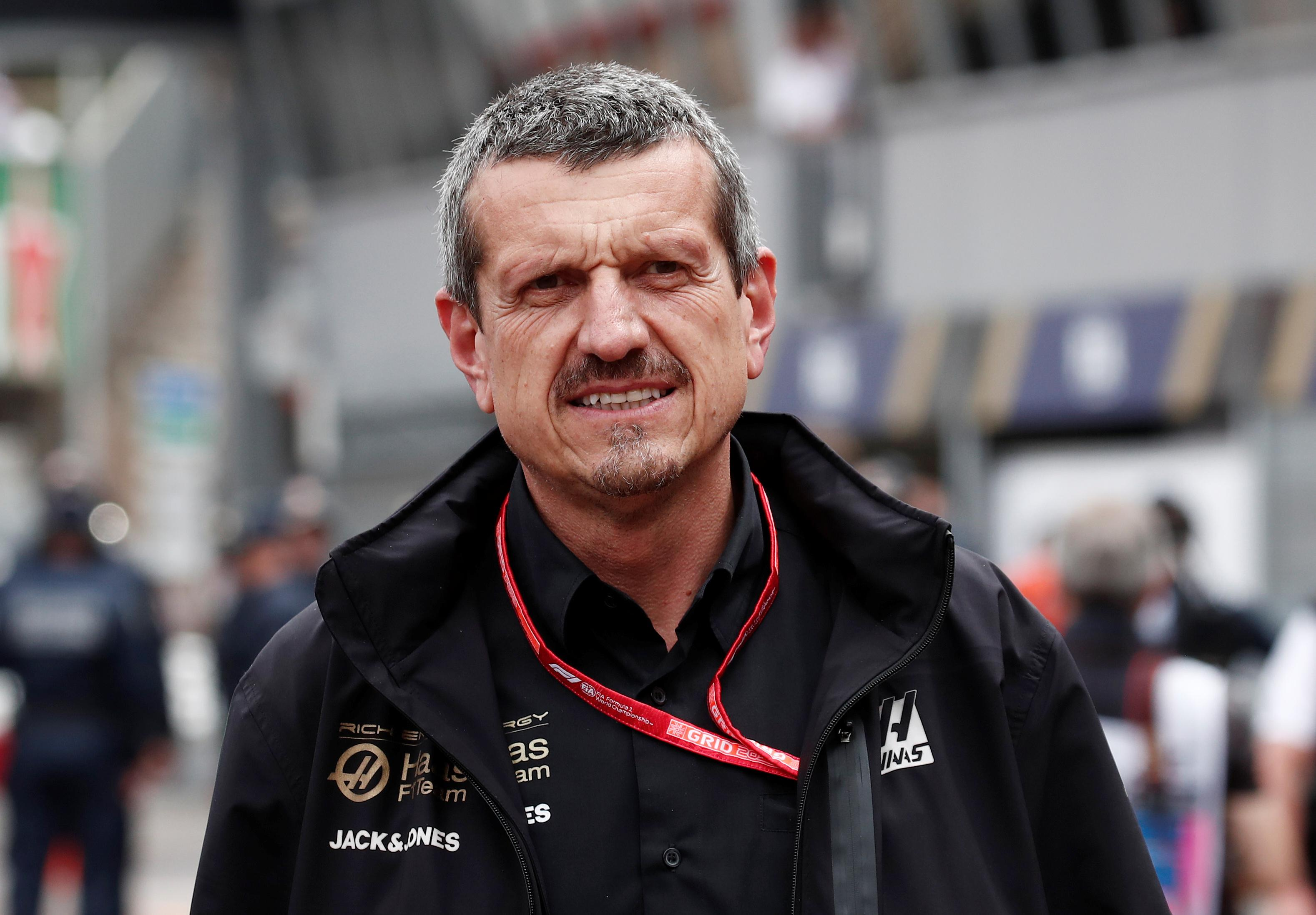 Haas boss Steiner fined for radio outburst in Russia