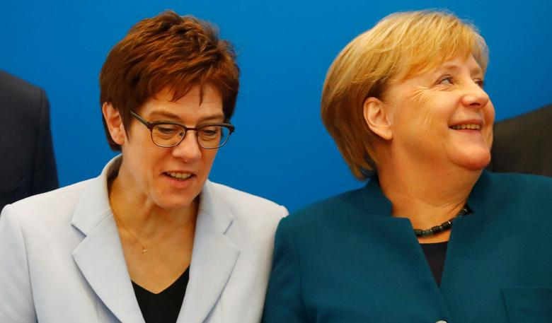 Germany S Merkel Successor Hopeful Kramp Karrenbauer Dealt Setback By Young Conservatives Reuters Com