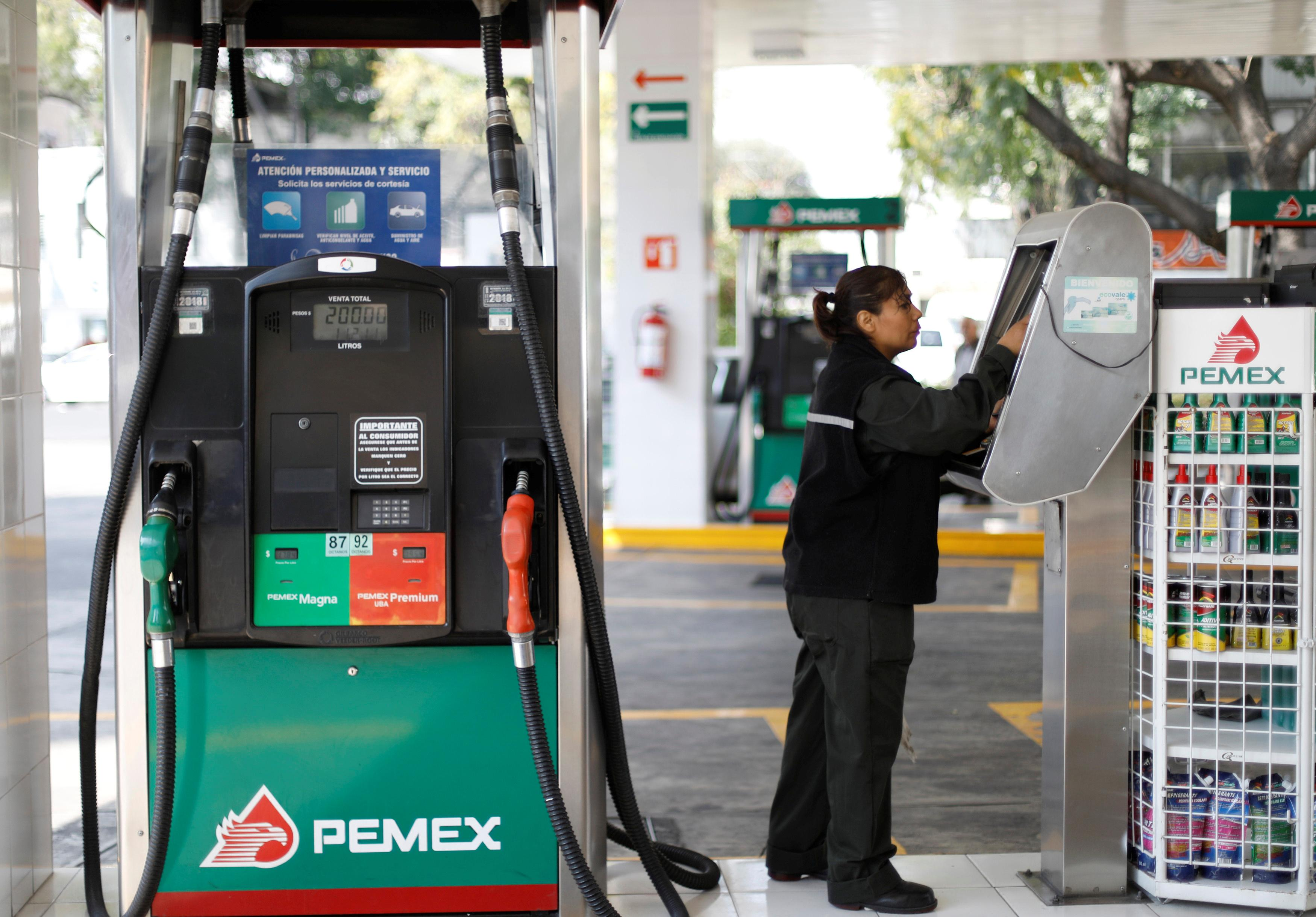 IMF urges Mexico to open up Pemex to cooperation with private...