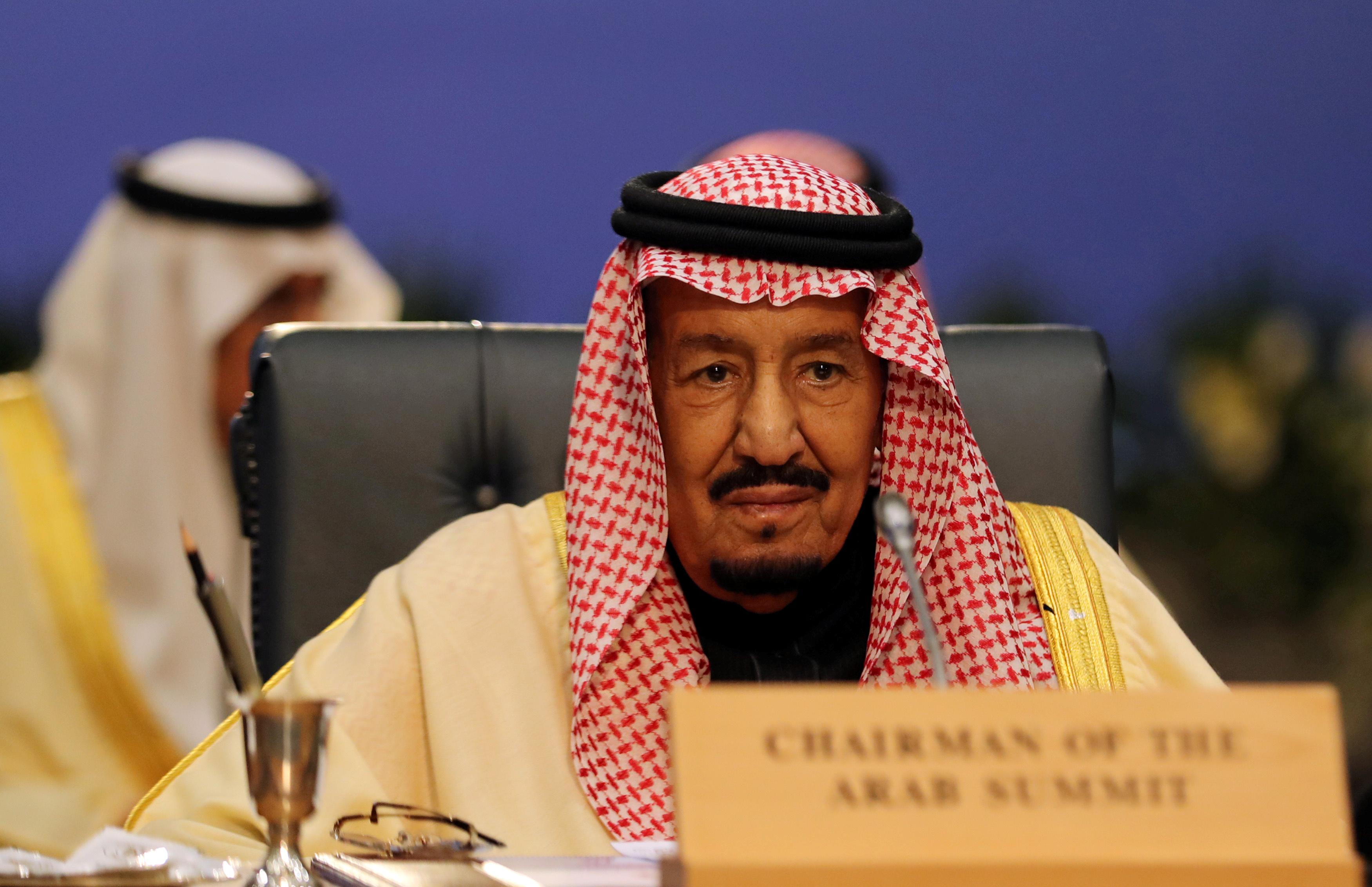 Saudi king approves U.S. military deployment: SPA