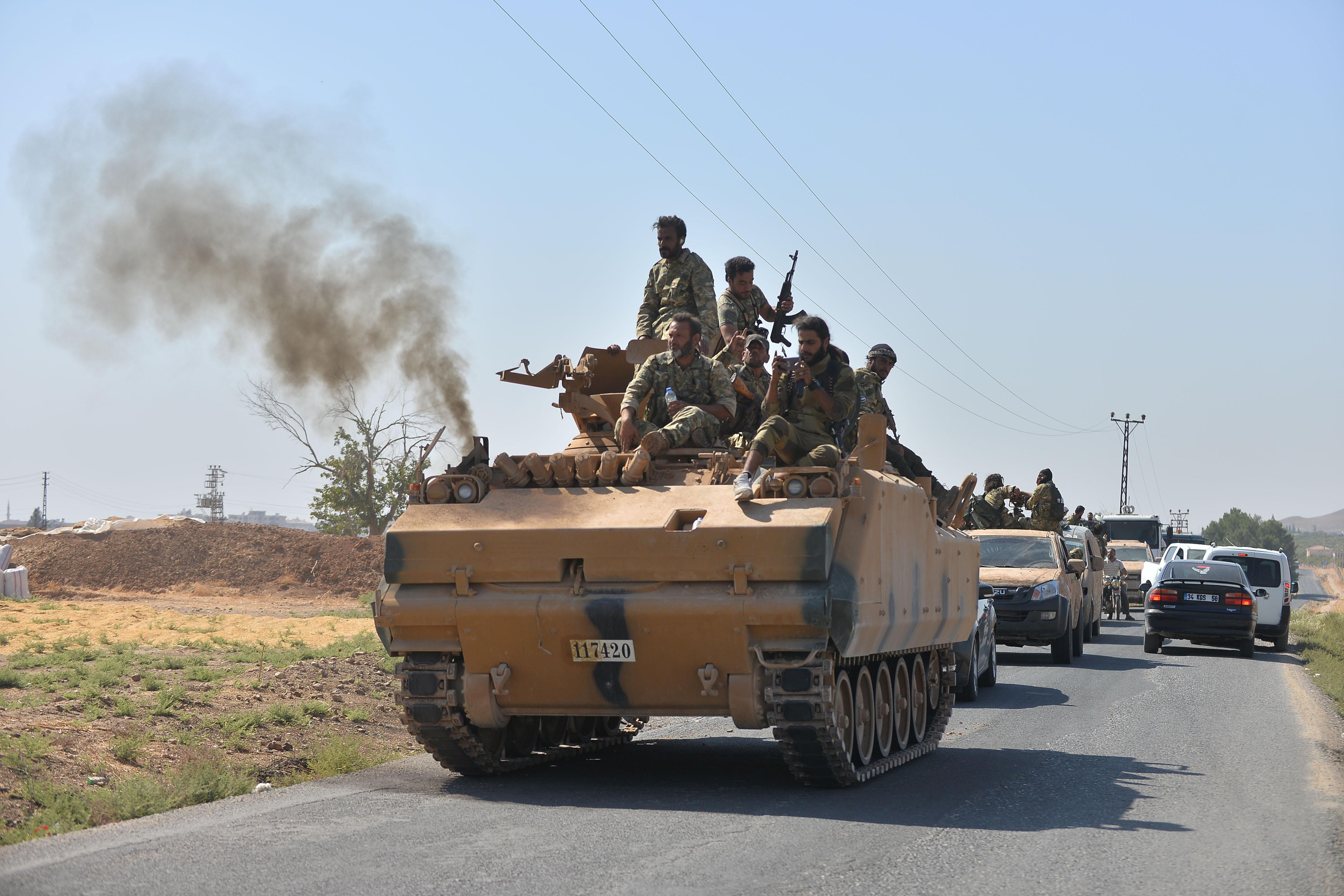 Exclusive: Damascus, Kurdish-led SDF held talks at Russian airbase...