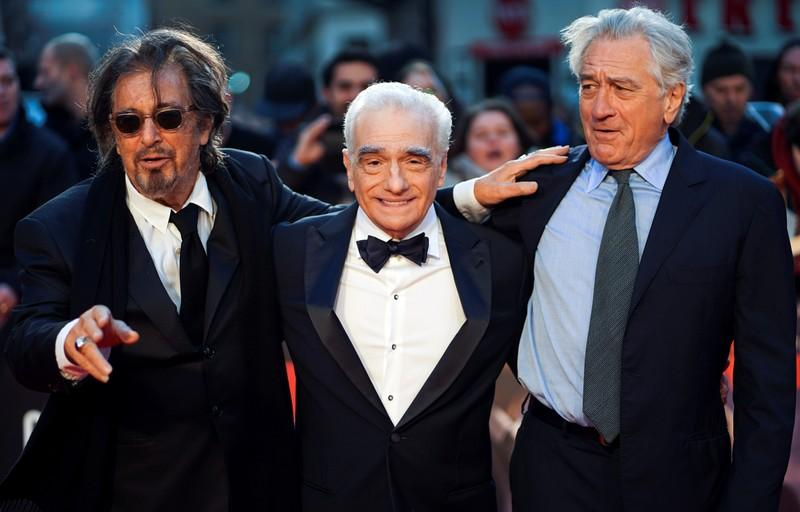 Image result for Scorsese says he wanted to 'enrich' past De Niro work with 'The Irishman'