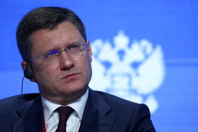 Russia's Gazprom keen to cooperate with Saudi firms, Novak tells...