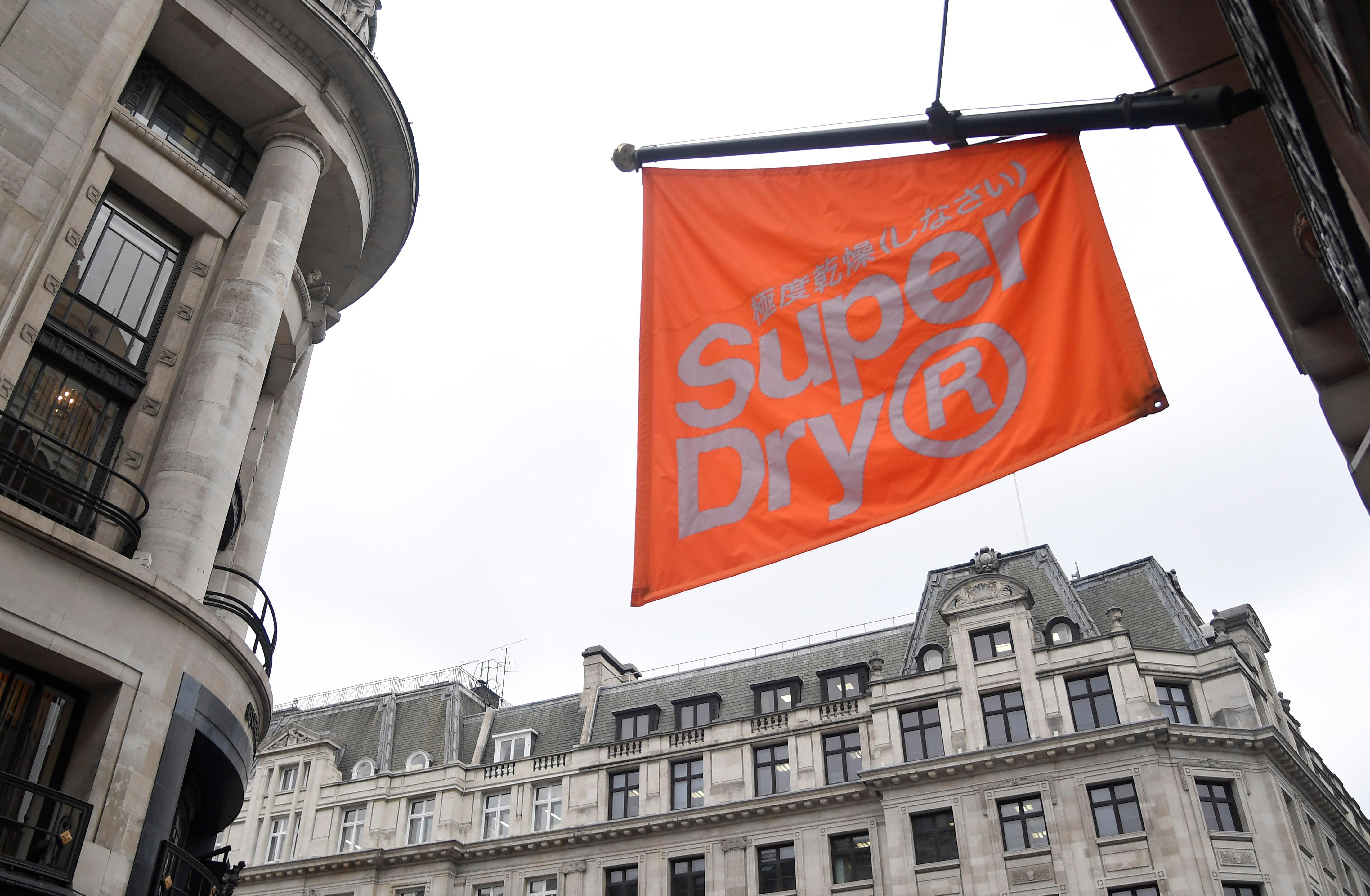 Superdry entrusts Dunkerton with turning around fashion firm he...