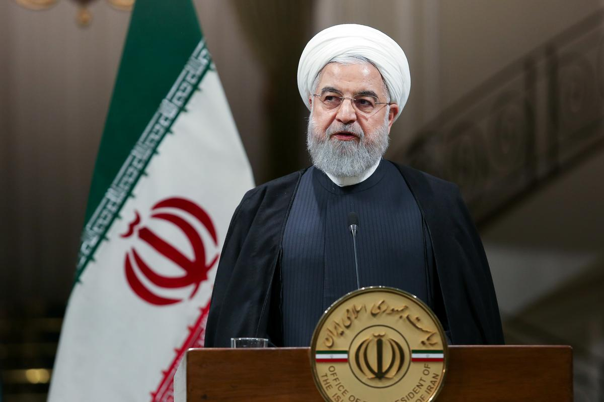 Iran to continue scaling back commitments to nuclear deal: Rouhani