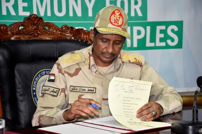 Sudan government and rebels meet for peace talks in Juba