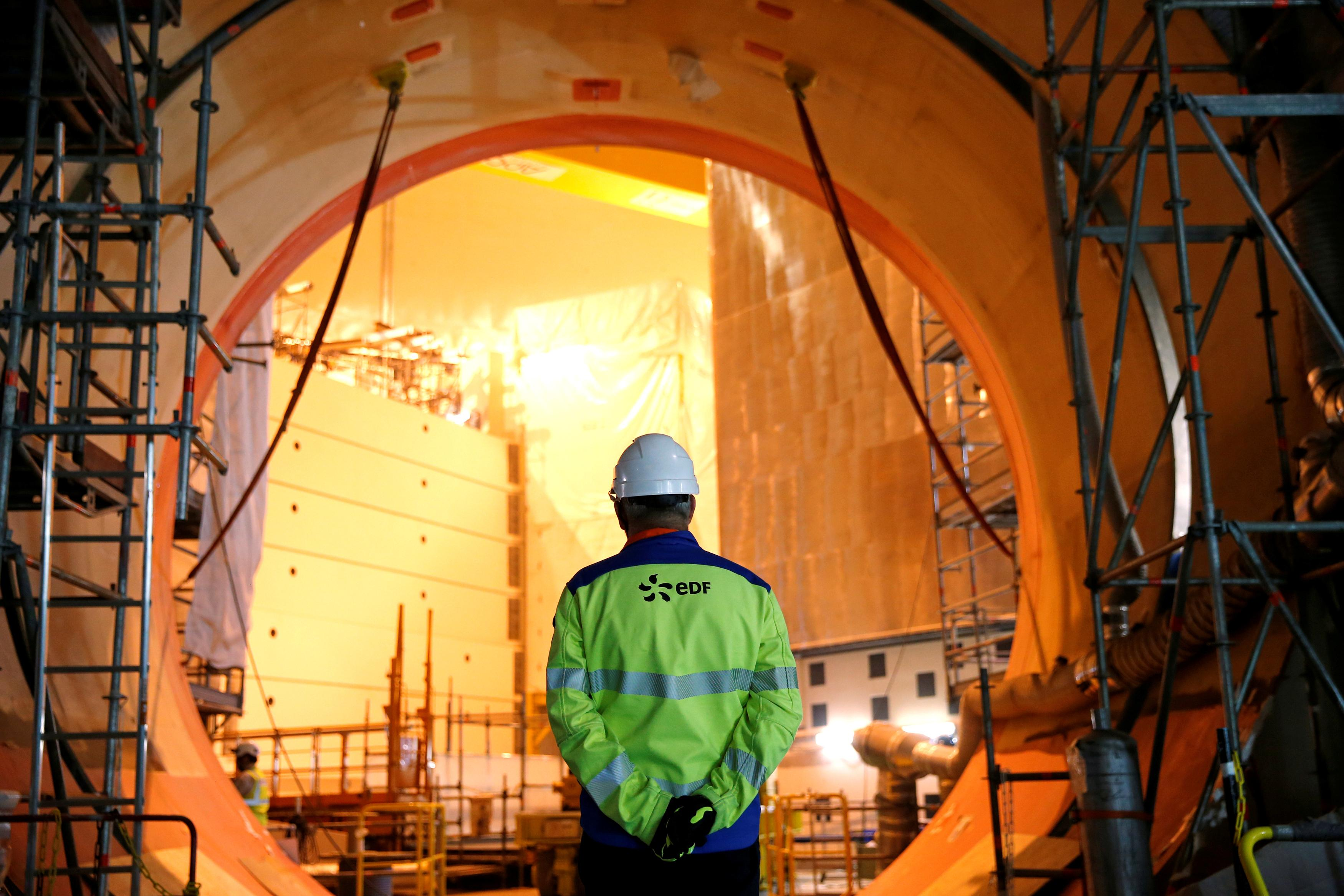 France asks EDF to prepare to build 6 EPR reactors in 15 years -Le...