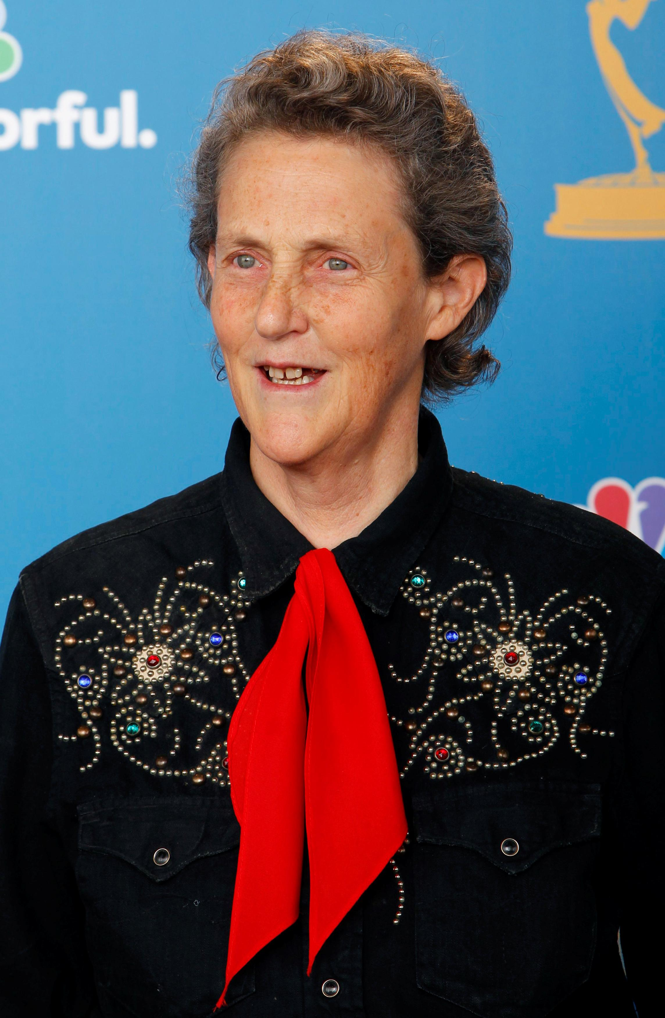 Different minds: Temple Grandin on nurturing autistic workers
