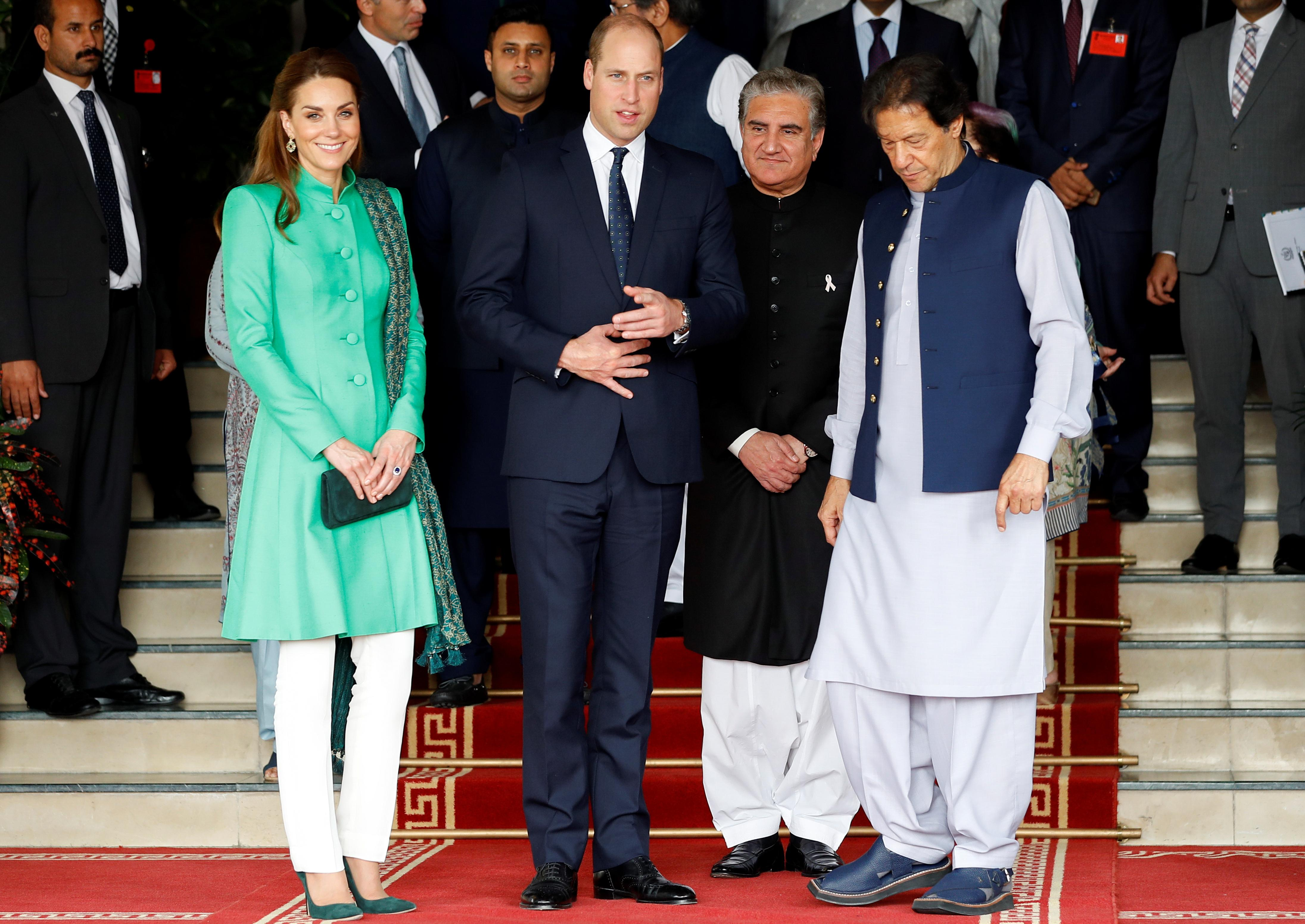 Prince William highlights UK's 'unique bonds' with Pakistan during...