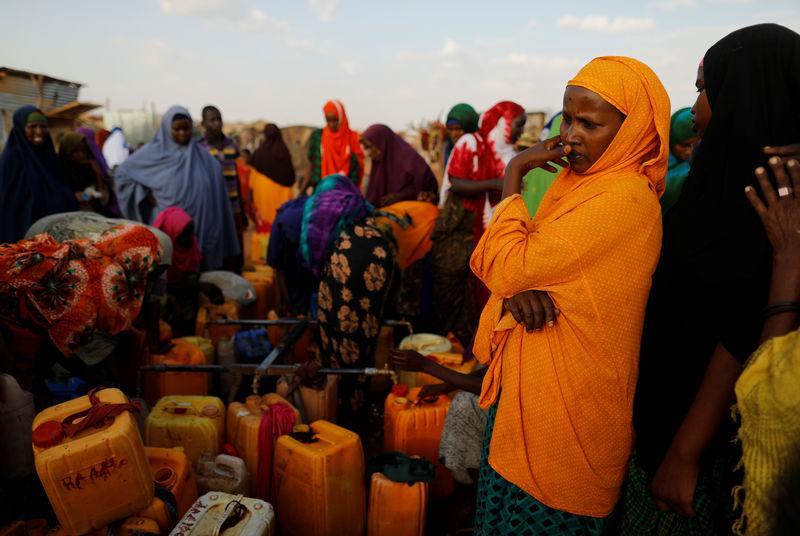 Global index finds climate change driving 'alarming' hunger levels