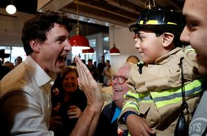 On the Canada election campaign trail