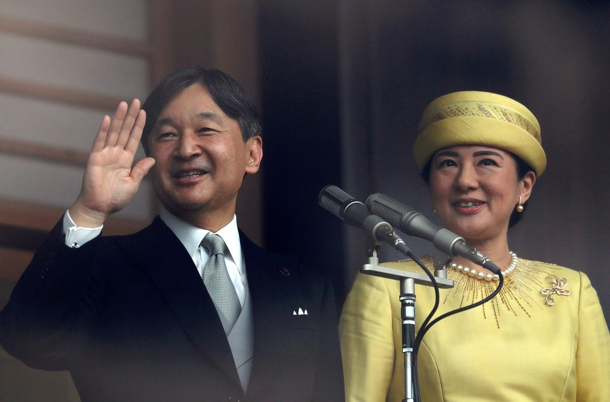 Factbox: Hundreds of dignitaries to attend as Japan's new emperor declares enthronement