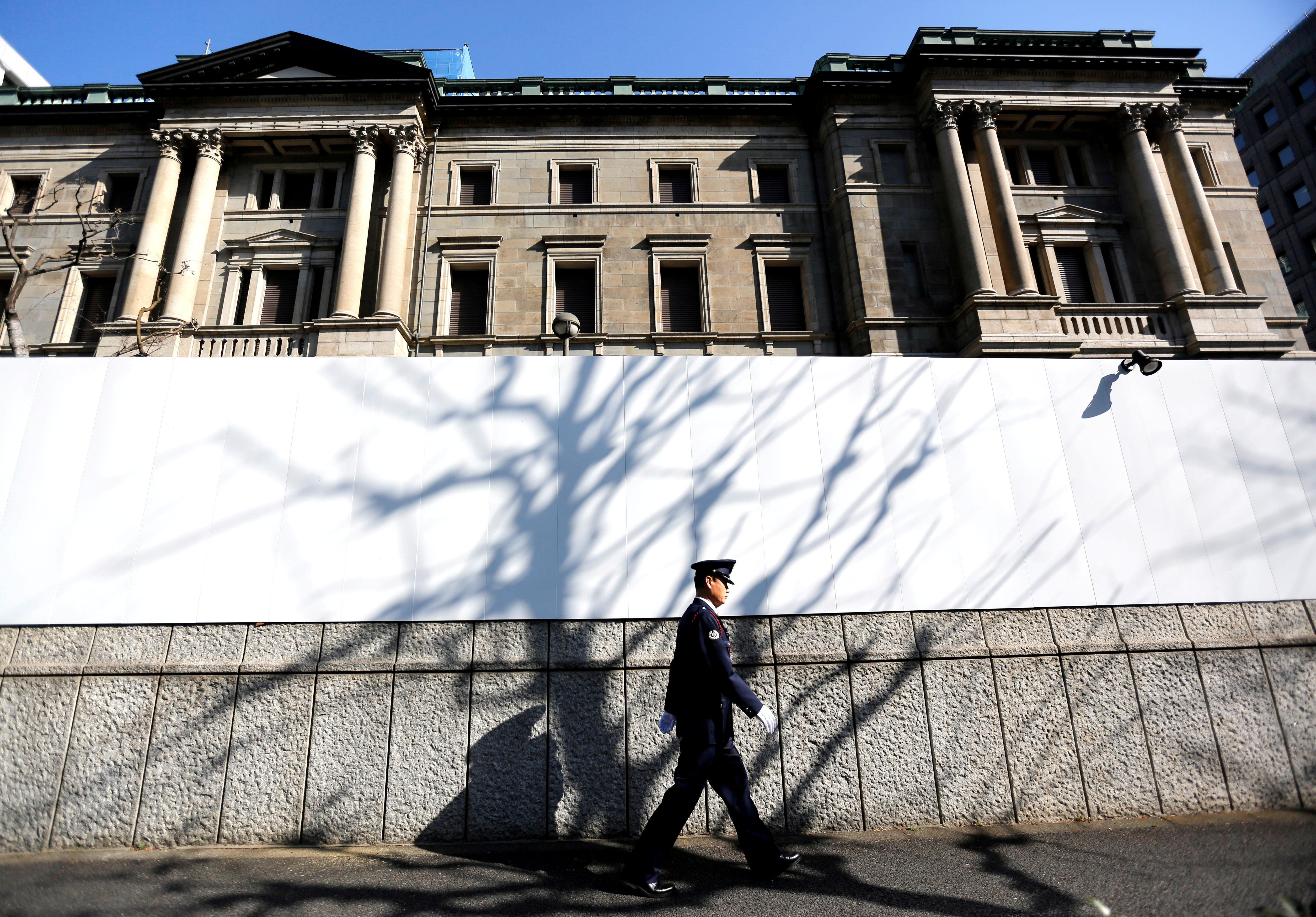 Two-thirds of economists see BOJ easing in October; deeper negative...