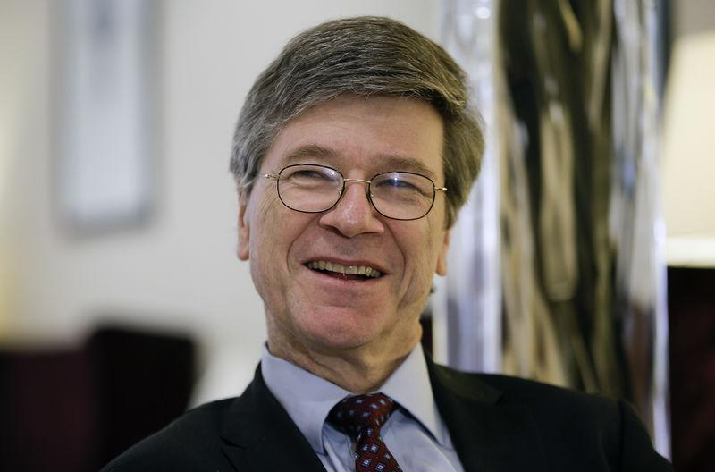 Keep girls in schools to end hunger and poverty, Sachs tells...