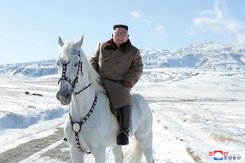 Myth-making of Kim Jong Un