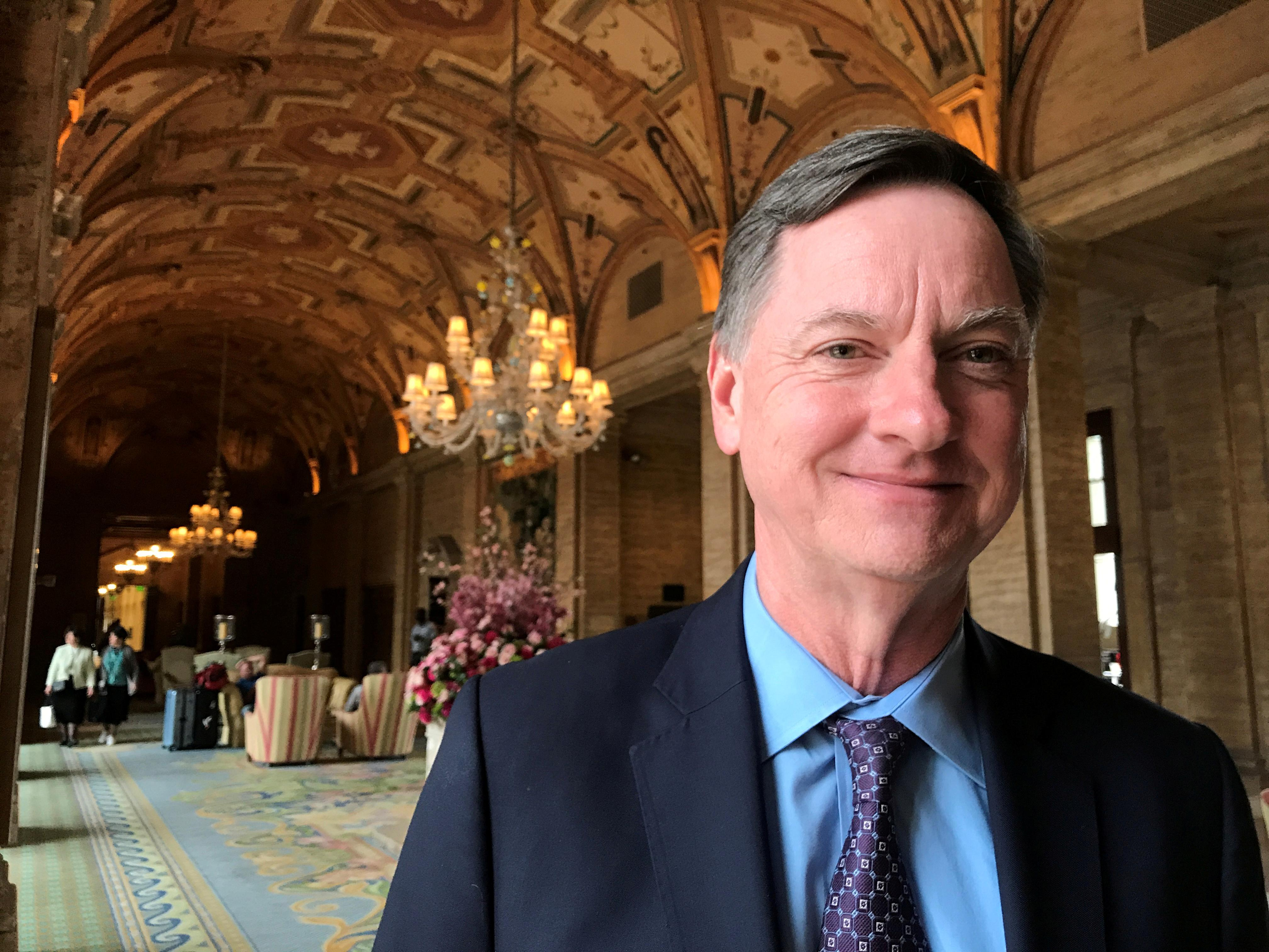 Fed's Evans says central bank should be 'aggressive' to boost...