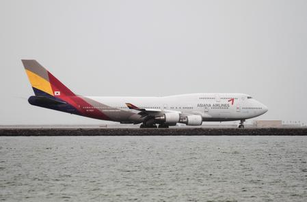 South Korean court upholds 45-day ban on Asiana's San Francisco flights