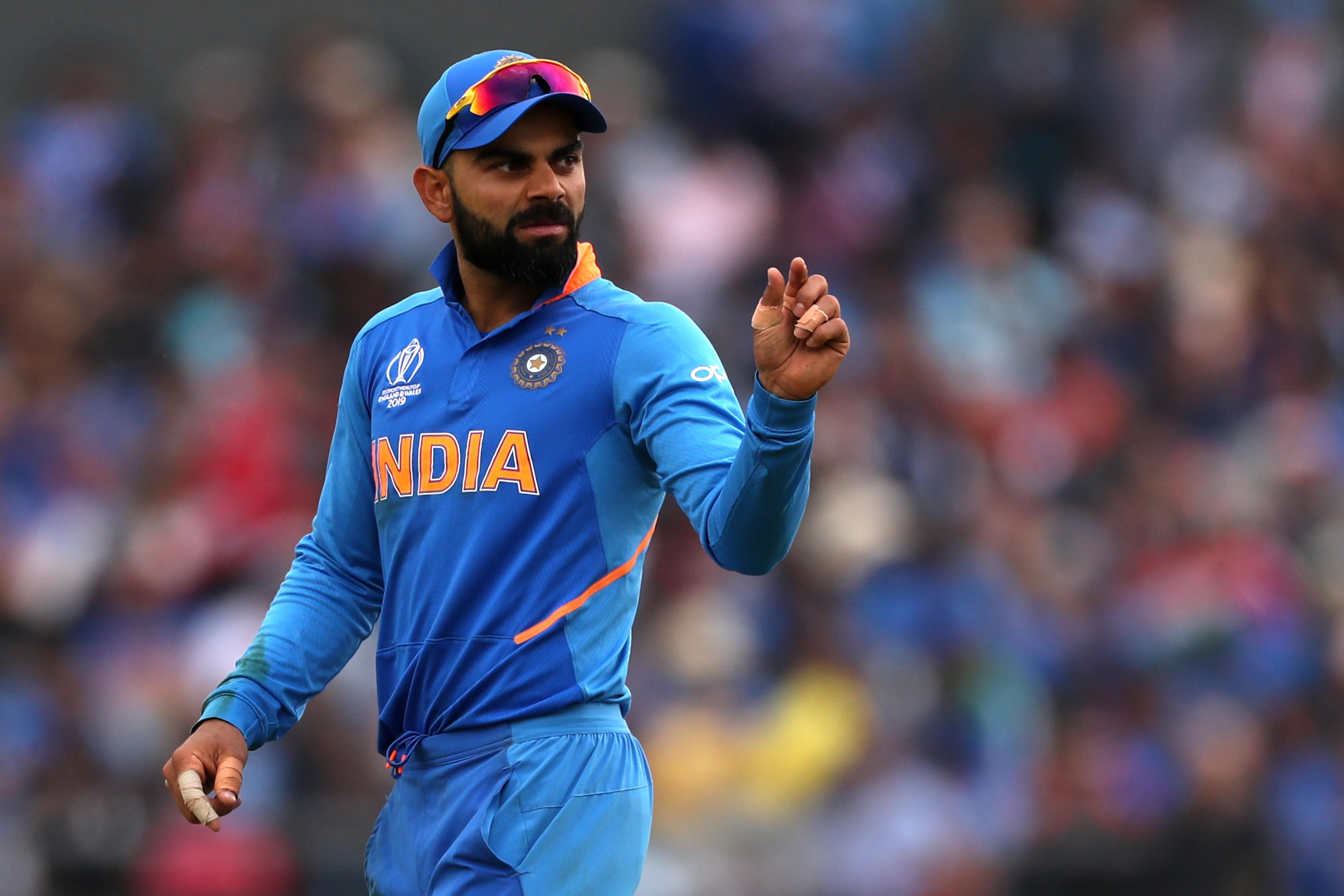 Kohli's India need to win big tournaments, says Ganguly
