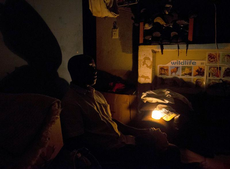South Africa's power cuts expected to end Friday as generators...