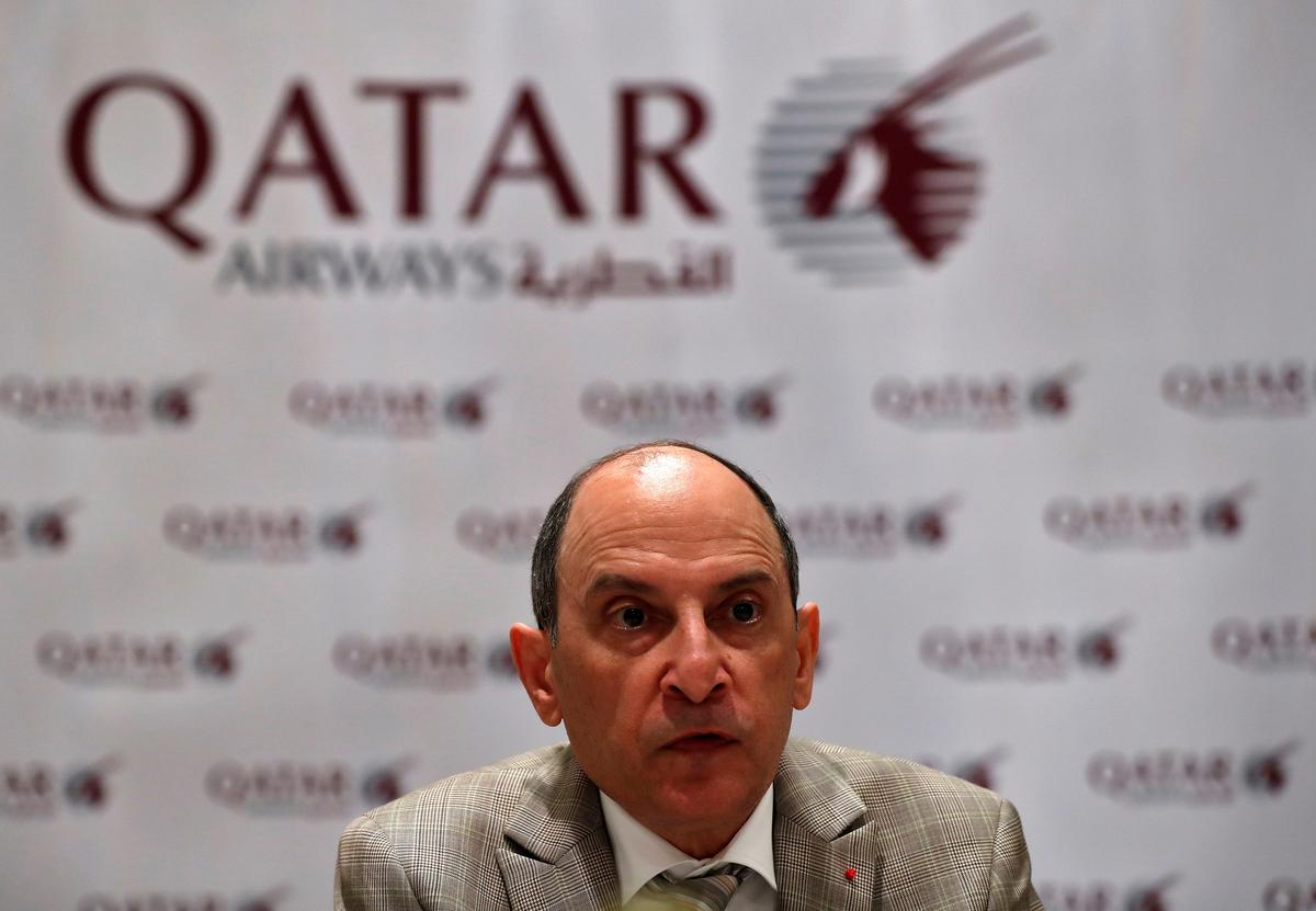 In wake of Delta deal, Qatar Airways says could consider raising...