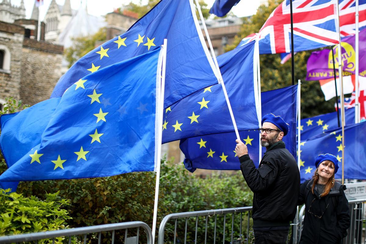 Explainer: 'Super Saturday' Brexit showdown in parliament looms for PM Johnson