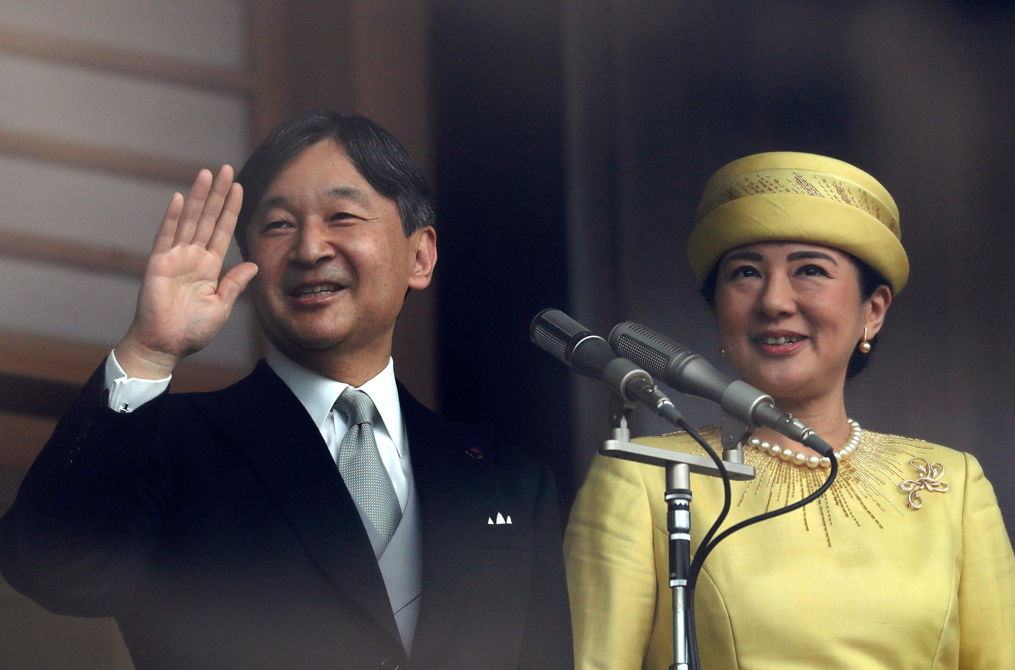 Hundreds of dignitaries to attend as Japan's emperor declares...