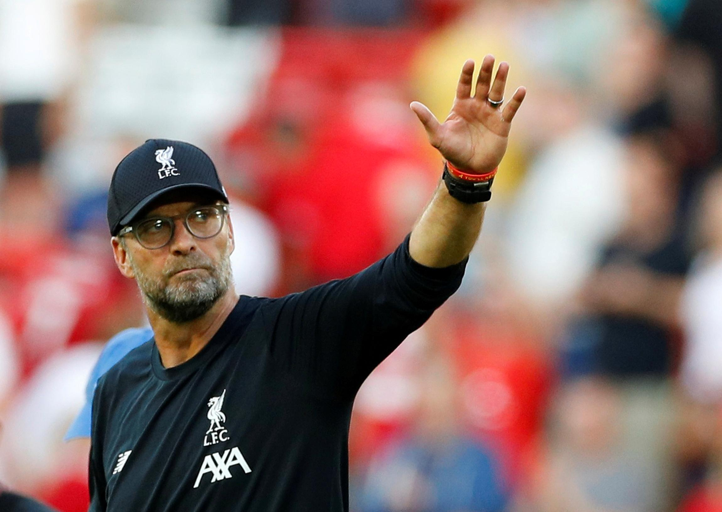 Klopp warns Liverpool against complacency at Manchester United