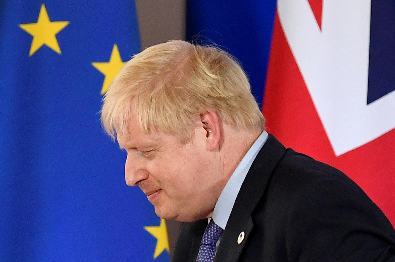 UK's PM's 'deal or no deal' Saturday showdown faces wrecking attempt