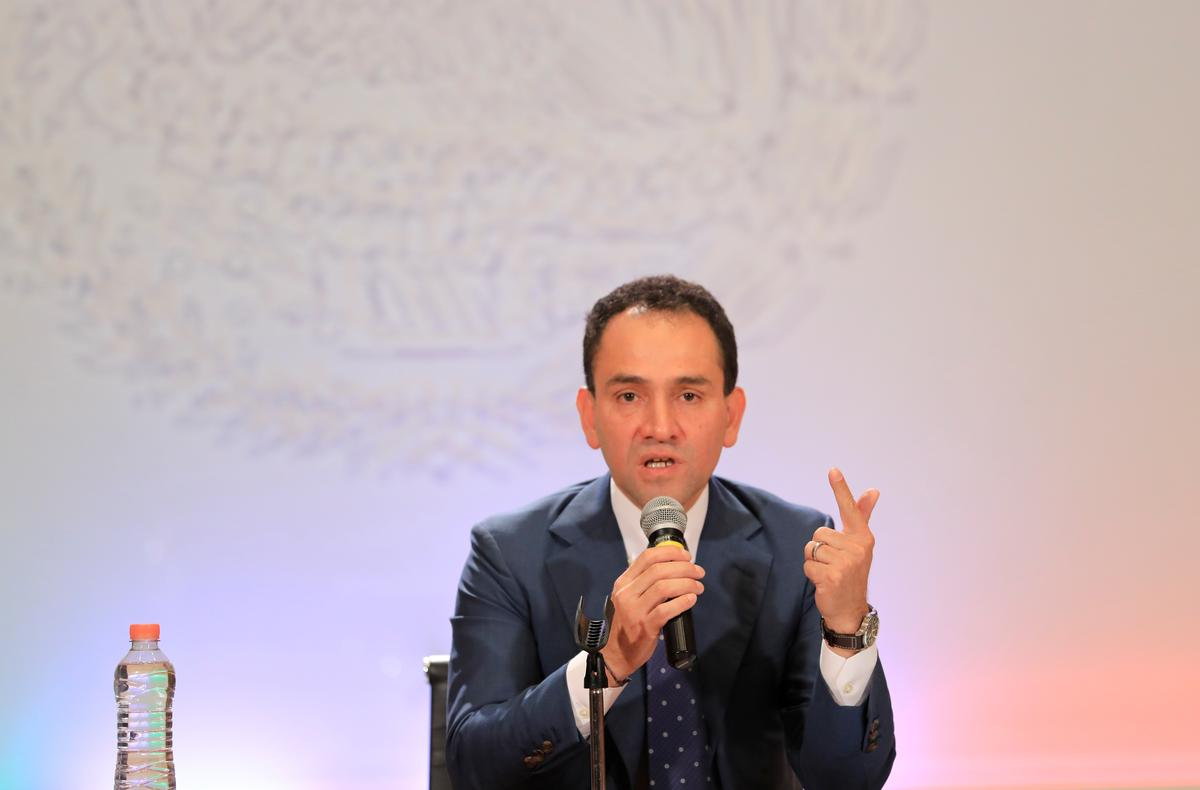 Global trade uncertainty a reason to ratify USMCA: Mexican minister