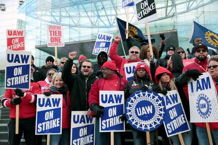 General Motors strike to slash U.S. October payrolls-JPMorgan