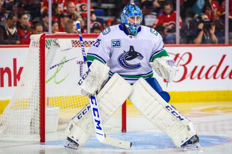 Canucks G Markstrom Returns From Leave Of Absence Reuters