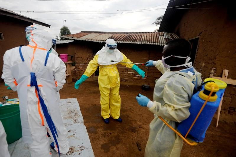Ebola concentrated in Congo mining area, still an emergency -WHO