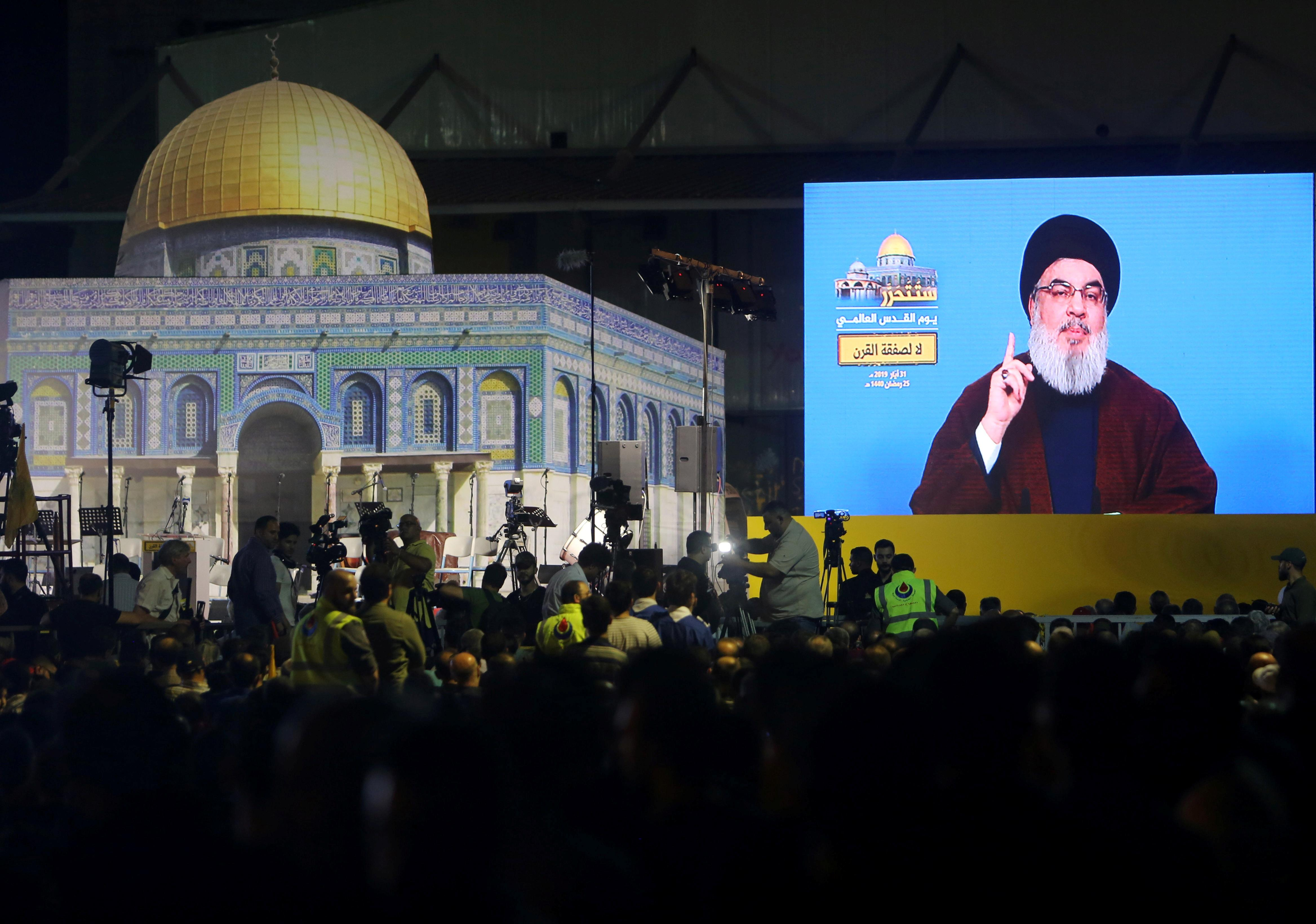 Lebanon's Hezbollah says does not want government to resign