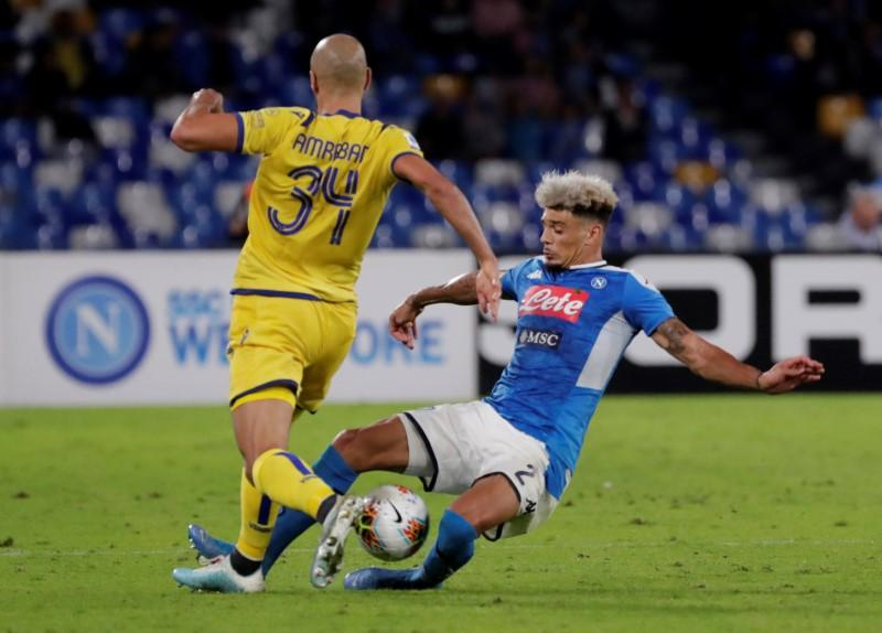Milik-inspired Napoli return to form with win over Hellas Verona