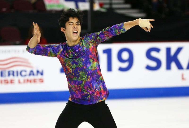 Figure skating: Chen rockets to decisive victory at Skate America