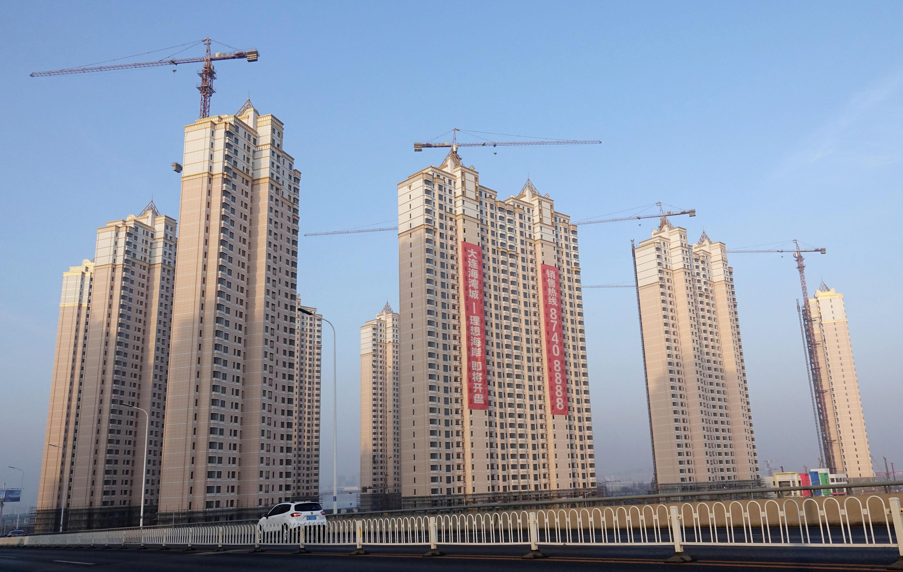China's home price growth flatlines in Sept as fewer cities report...