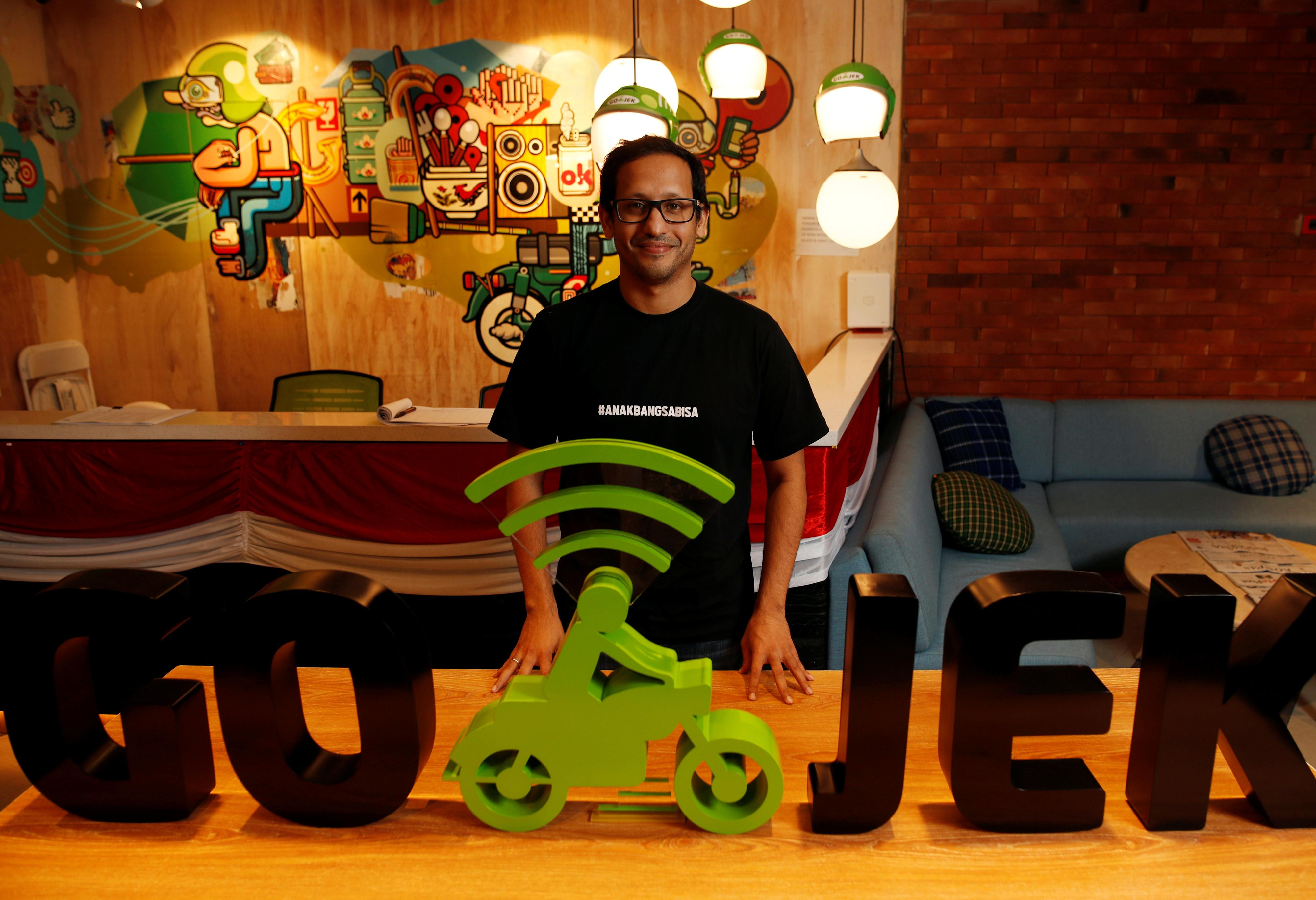 Gojek CEO Makarim quits, says will join Indonesia's cabinet