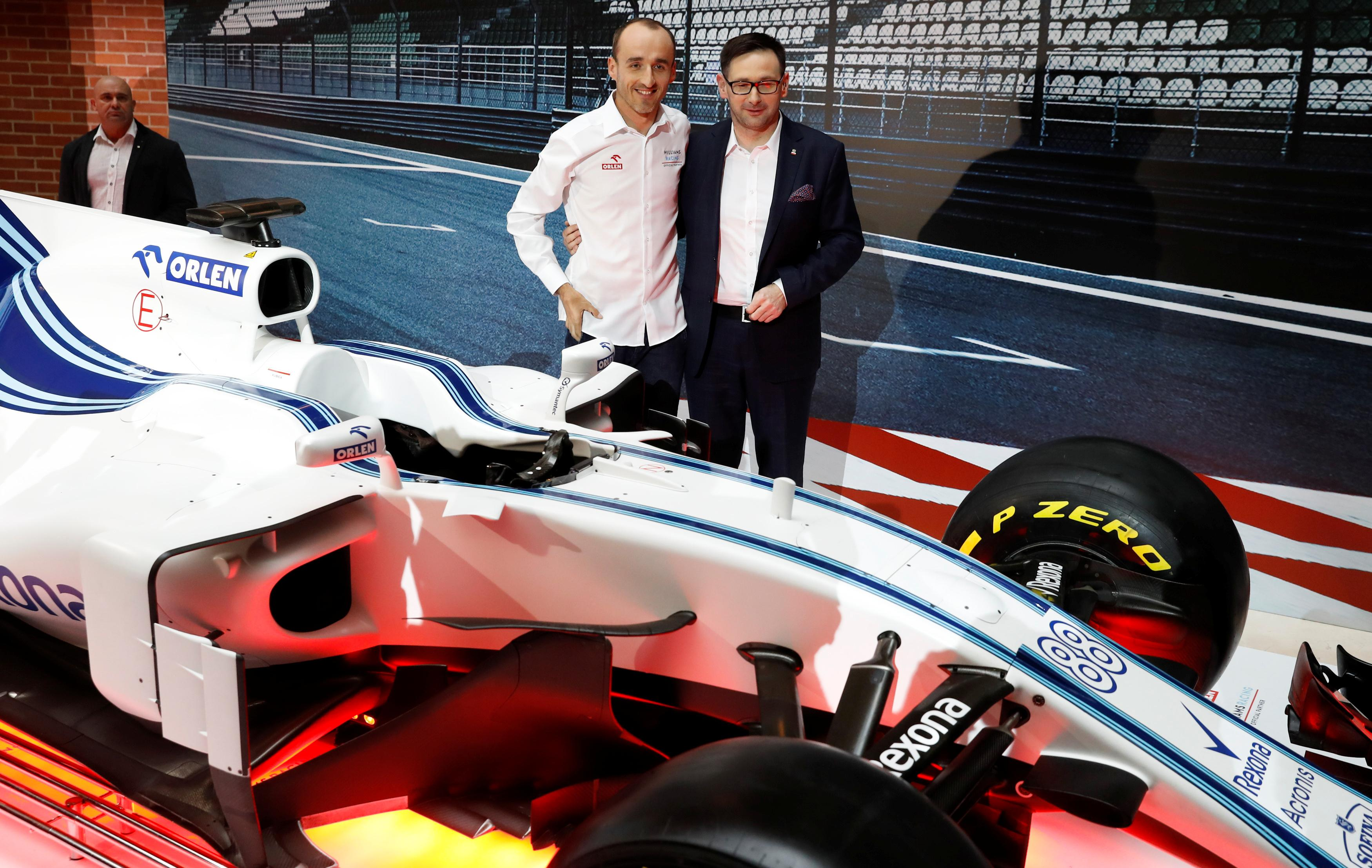 Motor racing: Williams line up Latifi for three practice sessions
