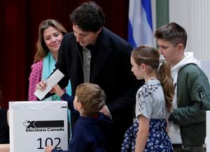 Canada heads to the polls
