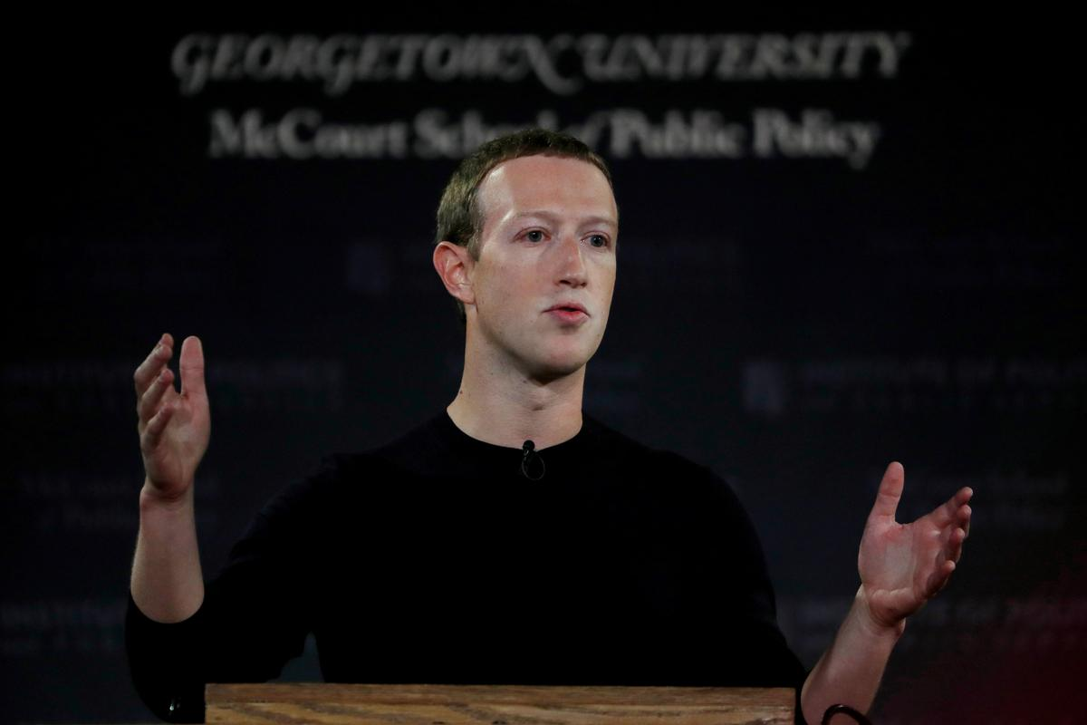 Facebook announces steps to clamp down on misinformation ahead of 2020 election