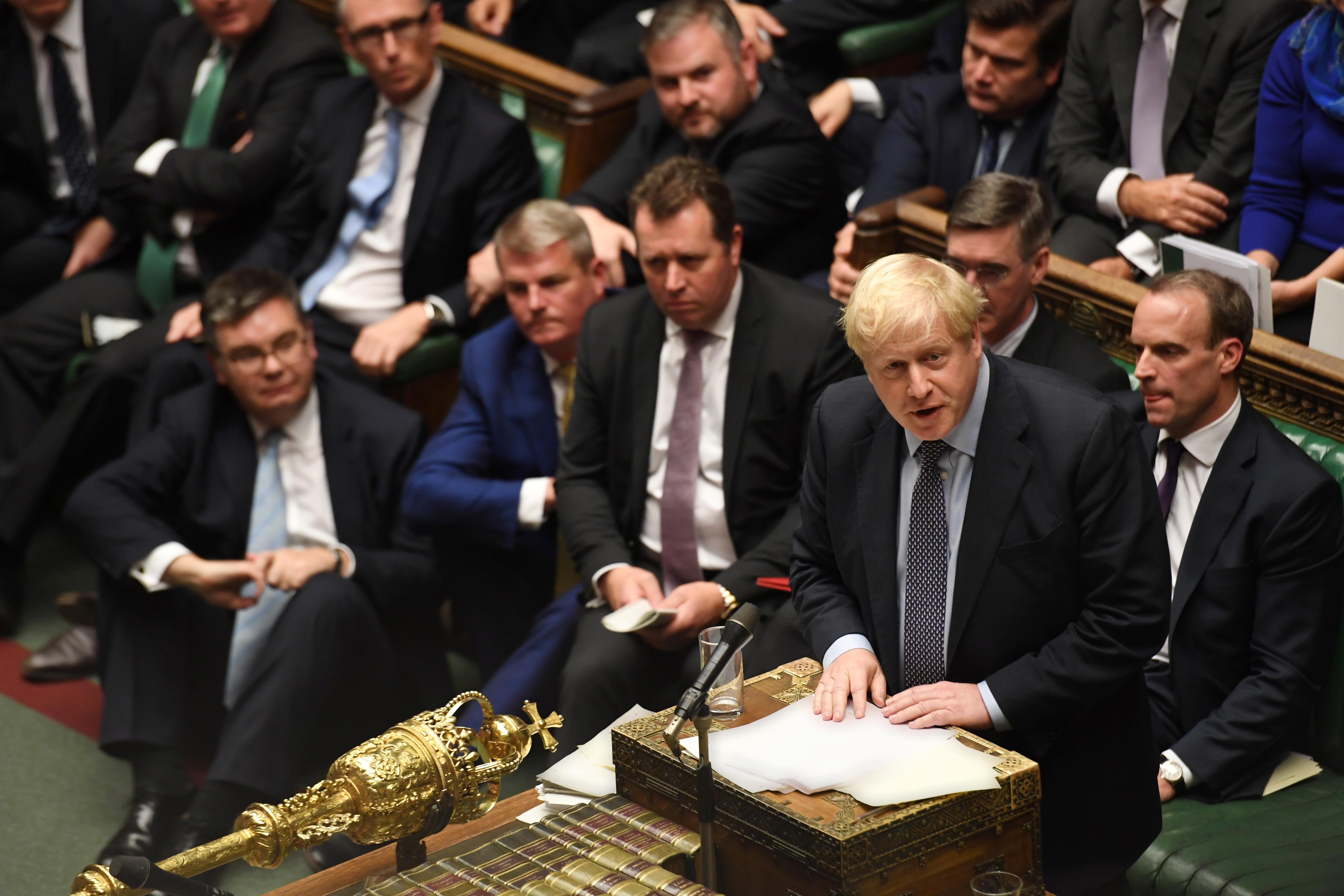 Brexit in the balance as Johnson faces crunch votes