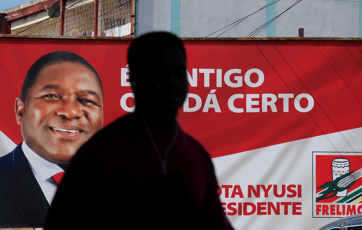 Mozambique's president victorious in election: observer group