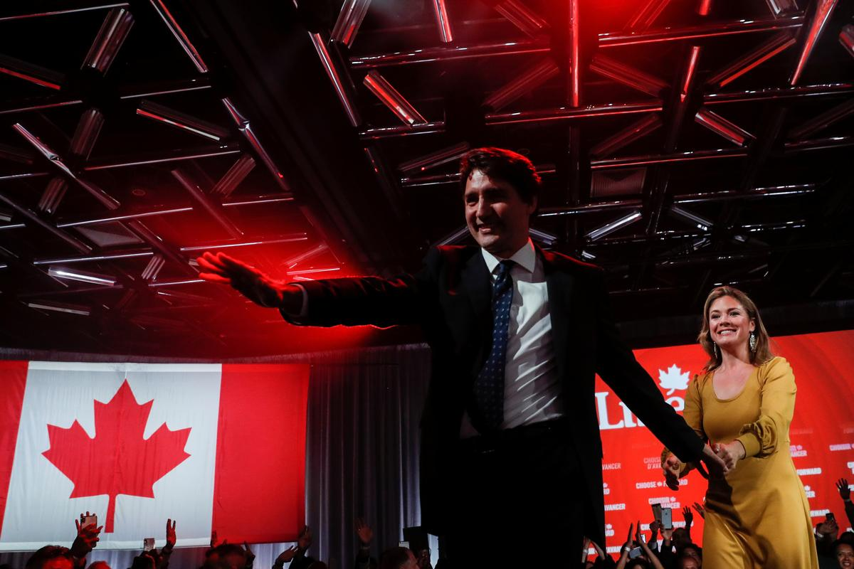 Explainer: What happens in Canada now that Trudeau seems headed for a minority government