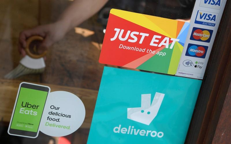 Breakingviews - Naspers spinoff wades into UK food delivery fight