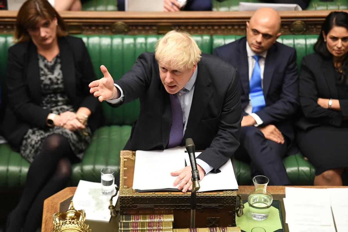 Brexit in chaos after parliament defeats Johnson's ratification...