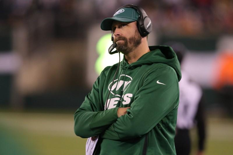 Jets' Gase unhappy ESPN aired Darnold 'ghosts' comment