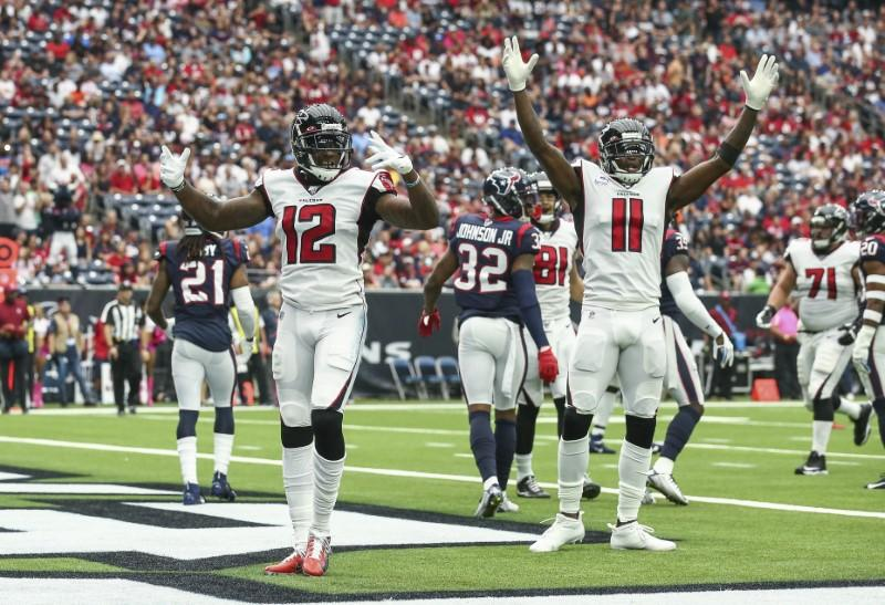 Carnet de notes de la NFL: Les Patriots acquièrent WR Sanu à Falcons