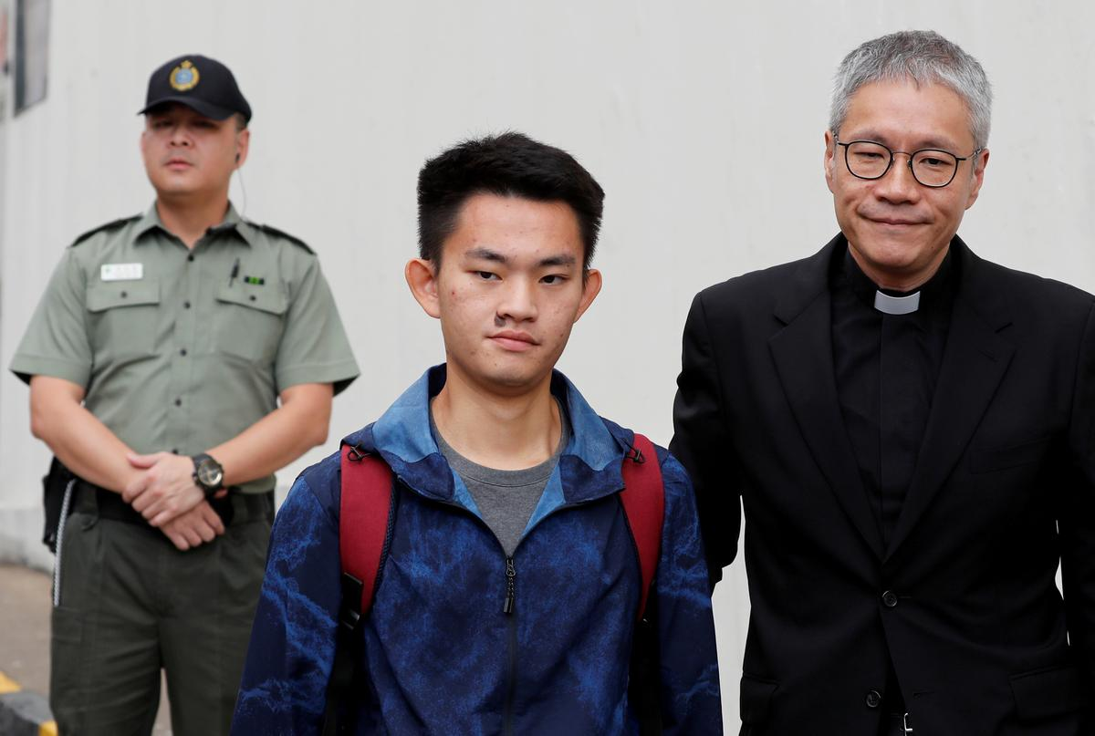 Under China's shadow, Taiwan, Hong Kong squabble over a murder suspect