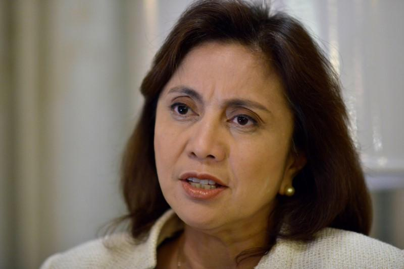 Philippine vice president says time for Duterte to halt failed drug war
